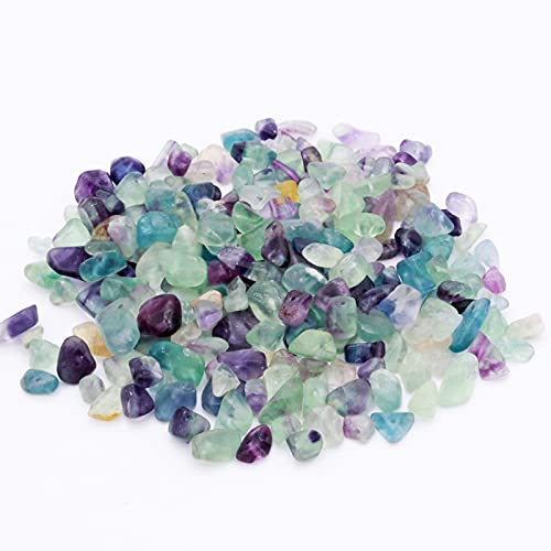 Natural Crystal Chip Stone Beads for Jewelry Making,35'' 5mm x 8mm Irregular...
