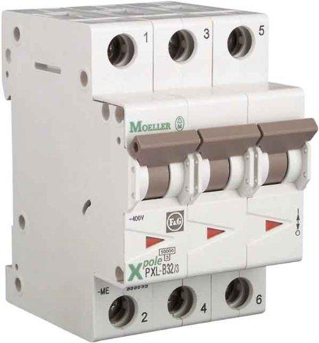 Eaton PXL-B32/3 Einbau-Automat, dreipolig, 236403