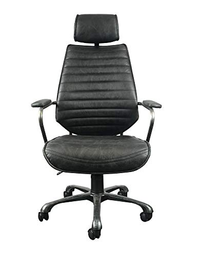 Moe's Home Collection Executive Swivel Office Chair