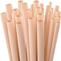 竹繊維ストロー <個包装> 標準サイズ(6mm×100本)