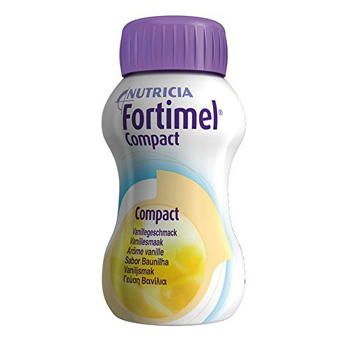 FORTIMEL Compact 2.4 Vanillegeschmack 8X4X125 ml