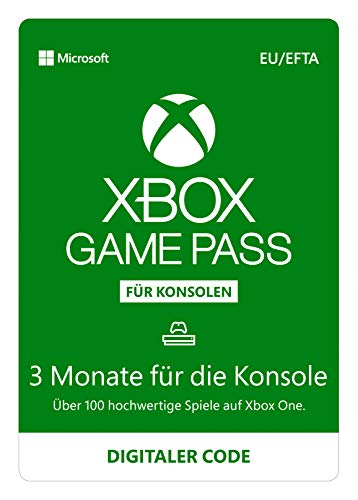 Xbox Game Pass | 3 Monate Mitgliedschaft | Xbox – Download Code