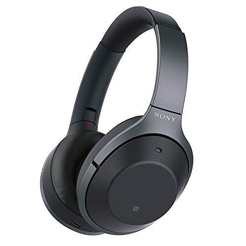 ソニー SONY ワイヤレスノイズキャンセリングヘッドホン WH-1000XM2 B : Bluetooth/ハイレゾ 最大30時間連...