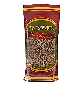 We Got Nuts Sunflower Seeds Roasted & Unsalted  No Shell  4 LB