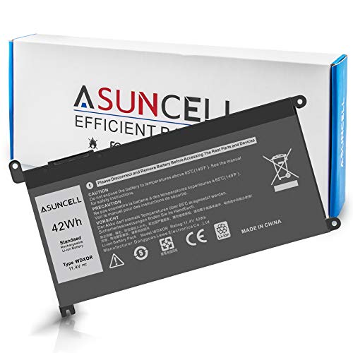 ASUNCELL WDX0R Laptop Battery Replacement for Dell 13 15 5000 7000...