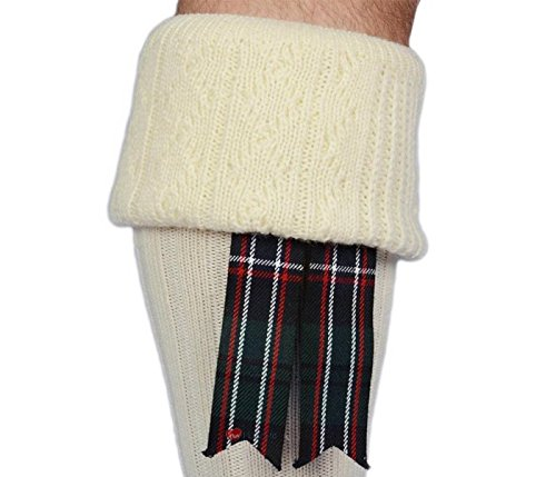 Kilt clignote Scottish National Tartan