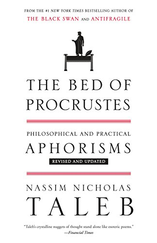 The Bed of Procrustes: Philosophical and Practical Aphorisms: 4