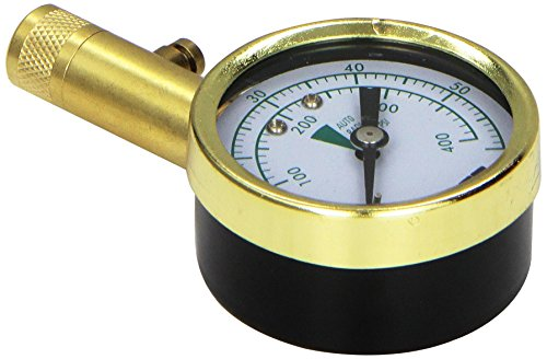 Victor 22-5-00881-8 Professional Dial with Bleeder Valve Tire Gauge, Multi, One Size