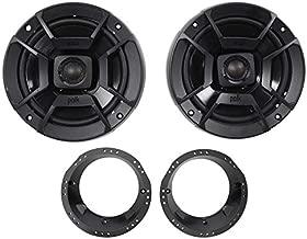 Polk Audio 1998-2013 Harley Davidson FLHT FLHTC Factory Speaker Replacement Kit