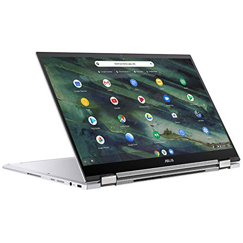Asustek Pro CHROMEBOOK PR Flip Computer portatile 14 I5-10210U 128 GB 16 GB 14' NOOD Chrome OS FR 90NX0PS2-M03430