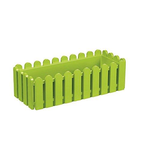 emsa Blumenkasten LANDHAUS, B750 mm, grün 4009049306711