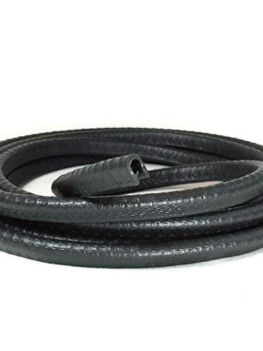 "Edge Trim Black Small, 1/8"" Fits Edge (20 Feet)"