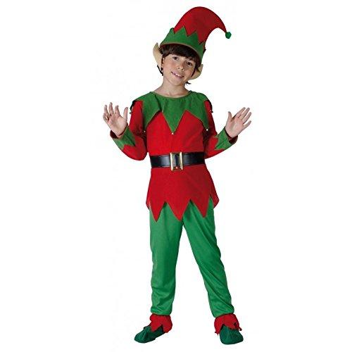 P'tit Clown - 87259 - Costume Enfant Elfe - Taille M