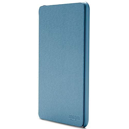 41ldshDm3FL - Amazon Kindle Paperwhite-Lederhülle, kompatibel mit der 10. Generation (2018), Dunkelblau