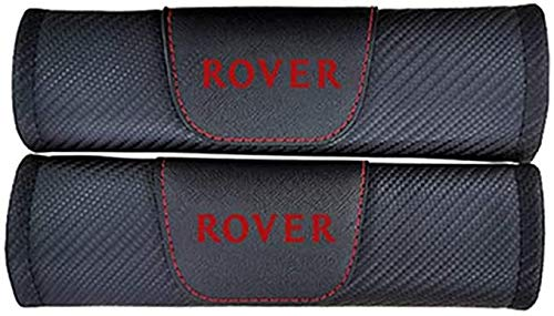 AILING 2 Pieces Car Seat Belt Cover Shoulder Padding for Rover Fashion,Protector Safety Pads,Protection Comfort Breathable Soft Warm,Car Styling Interior Accessories
