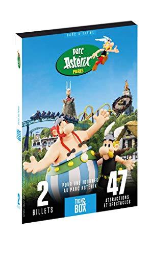 Tick&Box - Coffret Cadeau Entrées Parc Astérix