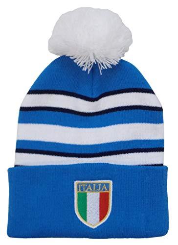 ARENA Italy Rugby Mütze mit Bommel