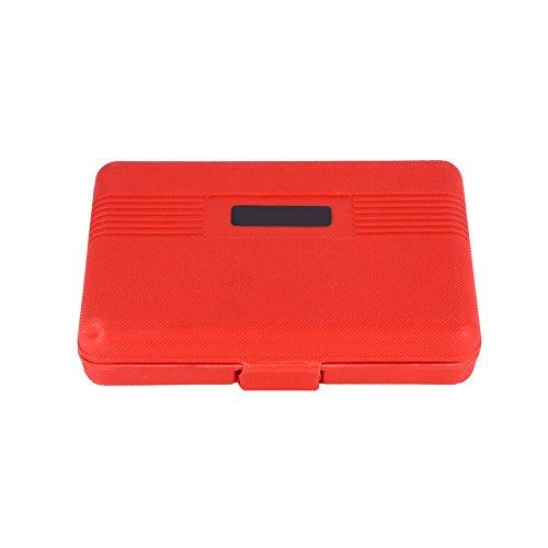 Destornillador Bits-100pcs Surtido Juego de brocas de destornillador Herramientas manuales Brocas de destornillador Taladro con caja
