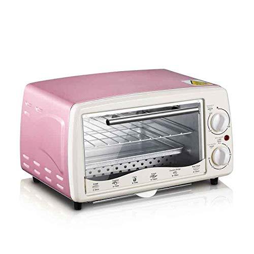 Multifunktions-Home Elektro-Backofen, Backen Kuchen Hähnchenflügel Brot Kekse automatische 12 Liter große Kapazität kleinen Mini-Backofen