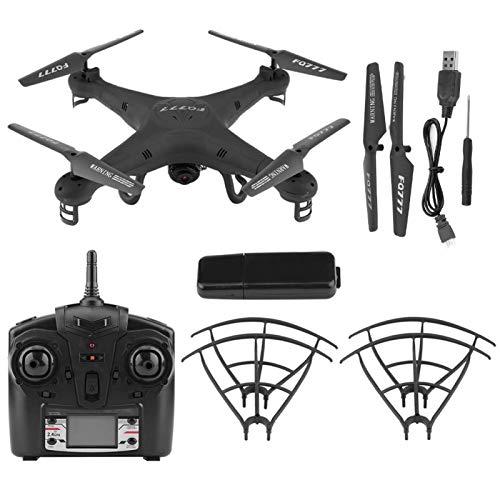 QITERSTAR Giocattolo RC Drone, FQ777 918C Telecomando Quadcopter Veicolo Aereo 2MP 720P HD Telecamera RC Drone Toy
