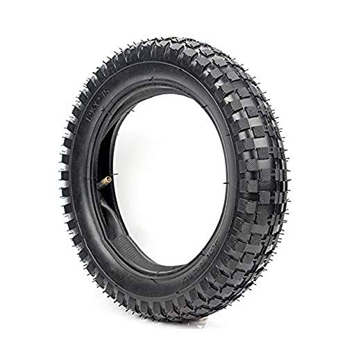 Fantastic Deal! XULONG Electric Scooter Tires,12 1/2x2.75 Inner and Outer Tires, Suitable for Mini M...