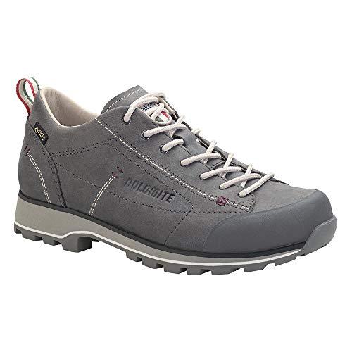 Dolomite Unisex-Erwachsene Zapato Cinquantaquattro Low Fg W GTX Trekking-& Wanderhalbschuhe, Gunmetal Grey, 38 2/3 EU
