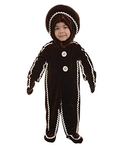 Horror-Shop Media Costume Uomo Delizioso Panpepato