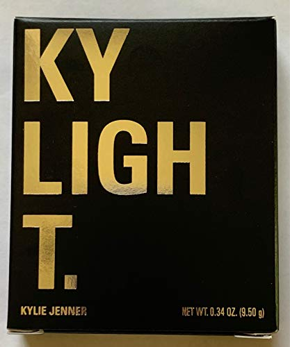 Kylie Cosmetics Kylighter Pressed Illuminating Powder - ICE ME OUT
