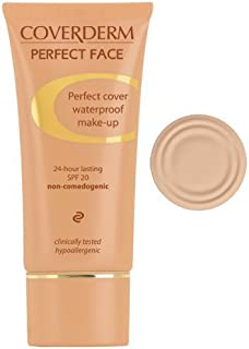CoverDerm Perfect Face Concealing Foundation 1, 1 Ounce by Coverderm [並行輸入品]
