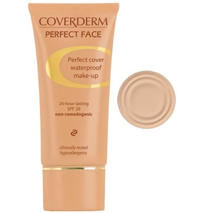 ファッション知覚する血色の良いCoverDerm Perfect Face Concealing Foundation 1, 1 Ounce by Coverderm [並行輸入品]
