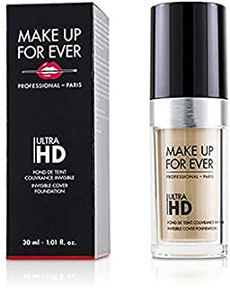 Ultra HD Invisible Cover Foundation - # Y215 (Yellow Alabaster)