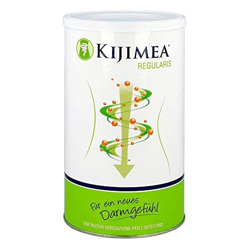 Kijimea Regularis - Bei Verstopfung, träger Verdauung & Blähbauch - sanft & natürlich - effektiv und planbar - vegan, glutenfrei, laktosefrei - 500g Dose