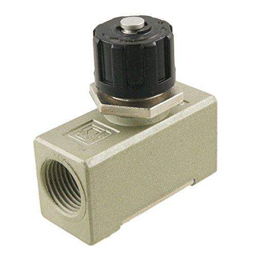 Plastic botón G1/2 Flow Control en línea jerárquica clapeta antirretorno