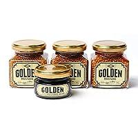 GOLDEN MUSTARD ゴールデンマスタード ゴールデンマスタード化粧箱付4種セット