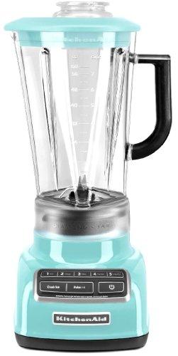 KitchenAid Blender ksb1575aq , Aqua Sky Color.