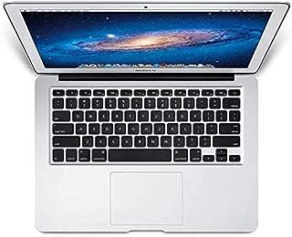 Apple MacBook Air 13.3 (i5-4260u 4gb 128gb SSD) QWERTY U.S Teclado MD760LL/B Principio 2014 Plata (Reacondicionado)