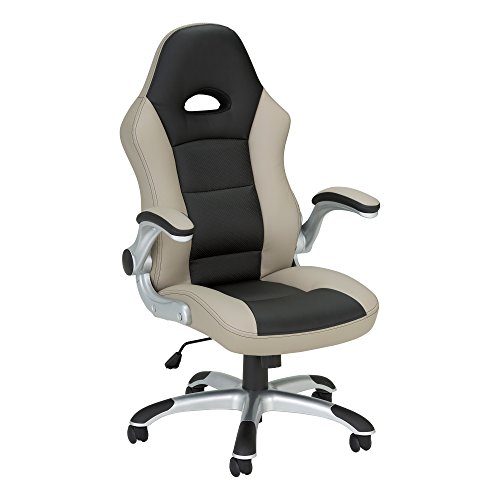 Method - Computer Gaming and Office Chair by SkyLab Performance Seating F.C, Champagne/Black