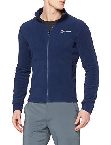 Berghaus mens Prism Micro InterActive Polartec Fleece Jacket, Dusk, XL