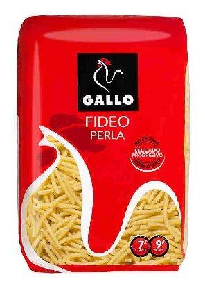 Pasta Fideua Gallo Perla 250 g – Lote de 4