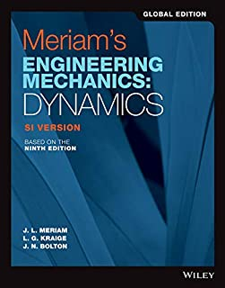 Meriam, J: Meriam's Engineering Mechanics