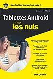 Tablettes Android pour les Nuls poche, nouvelle édition - First Interactive - 09/07/2020