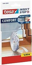 tesa Insect Stop Comfort Navulrol Klittenband - Zelfklevende klittenband - Premium kwaliteit - Voor het makkelijk bevestig...