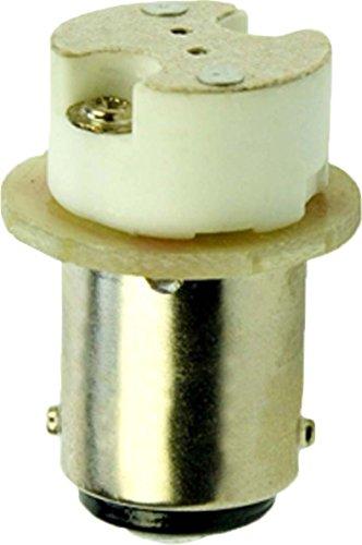 Scharnberger+Has. Fassungsadapter 30315 Ba15d auf G4 Lampenfassung 4034451303157