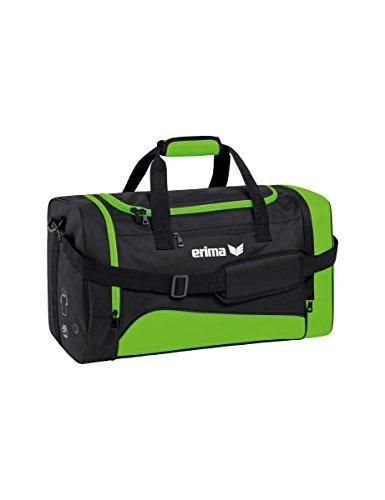 erima Sporttasche Sporttasche, 55 cm, 49, 5 Liter, green gecko/schwarz