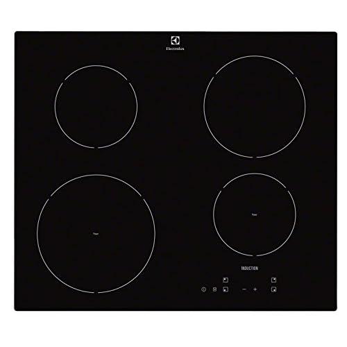 Electrolux EHH6240ISK - Placa (Integrado, Inducción, Negro ...