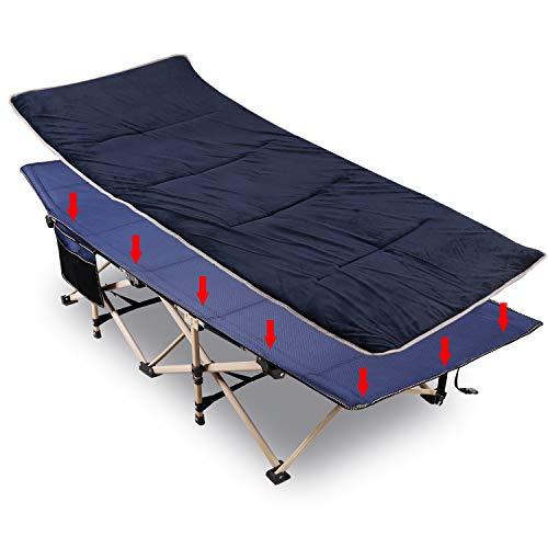 Top 10 best selling list for best camping cots for seniors