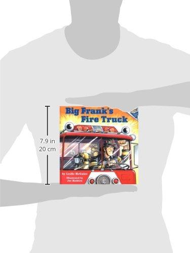 Big Frank's Fire Truck (Pictureback(R)) Mississippi