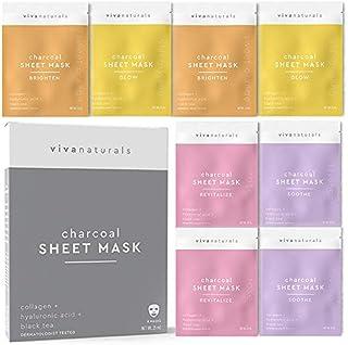 Face Mask for Korean Skincare - 8 Pack