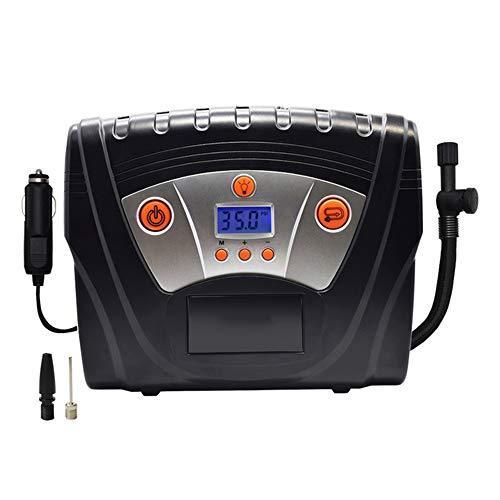 Auto-luchtcompressor-digitale banden, opblaasbare pomp, elektrische inflator, 12 V, voorgemonteerd, bandenspanning, auto-stop, auto-pompen