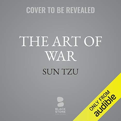 The Art of War audiobook cover art